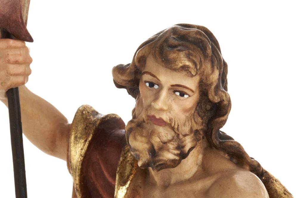 La historia de San Juan el Bautista