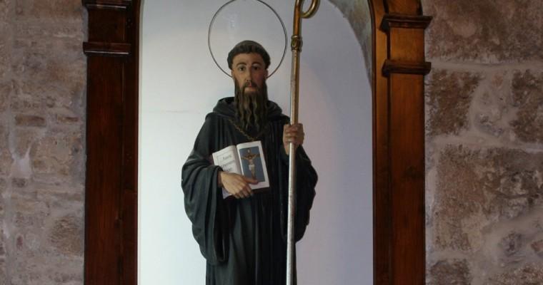 San Benito de Nursia: Patrón de Europa