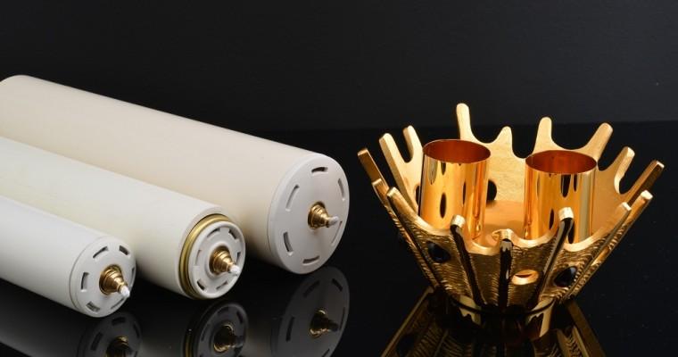 Las velas de pvc: alternativa cómoda y funcional a las velas reales