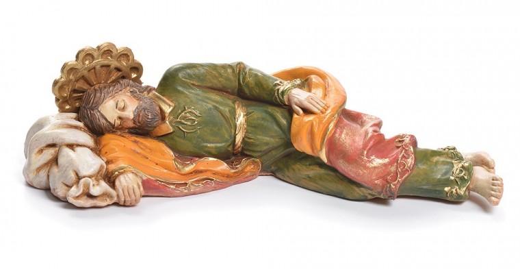 San José durmiendo: el santo protector de Papa Francisco