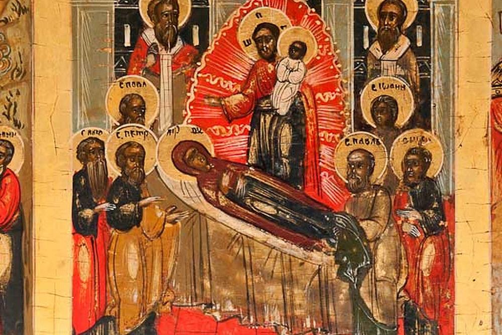 Iconos rusos antiguos : un patrimonio de la humanidad
