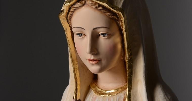 La Anunciación de la Santísima Virgen María