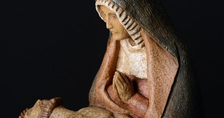 El culto de las imágenes sagradas
