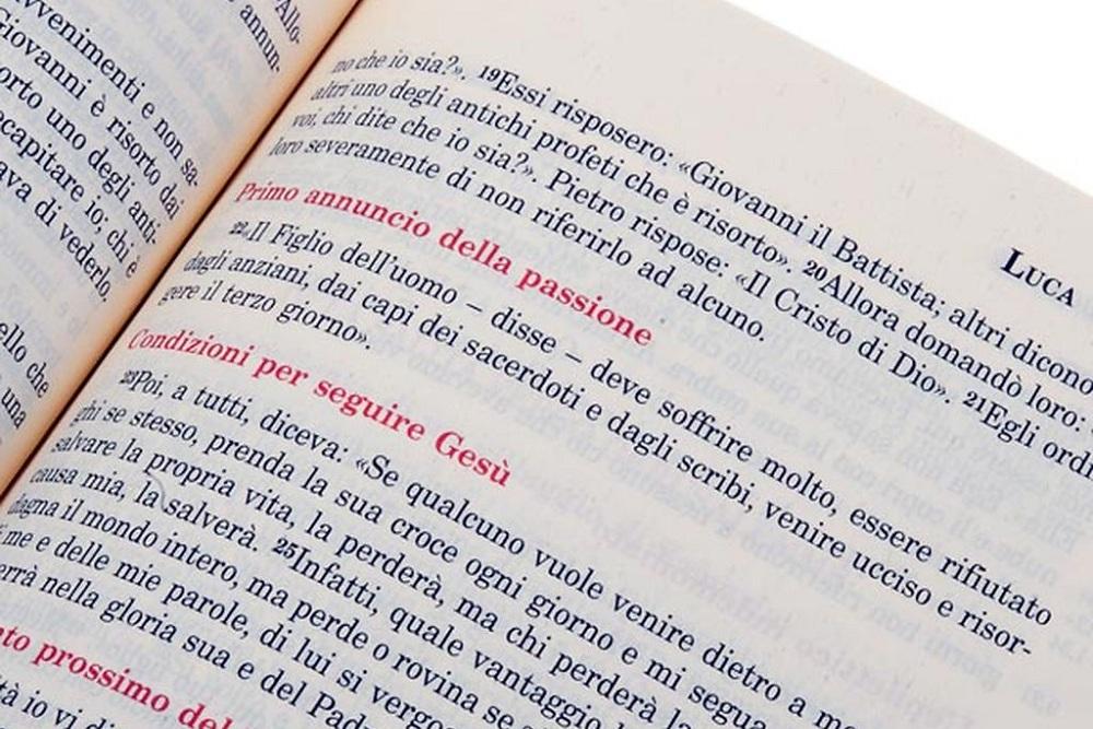 Los cuatro evangelios canónicos de la religión cristiana