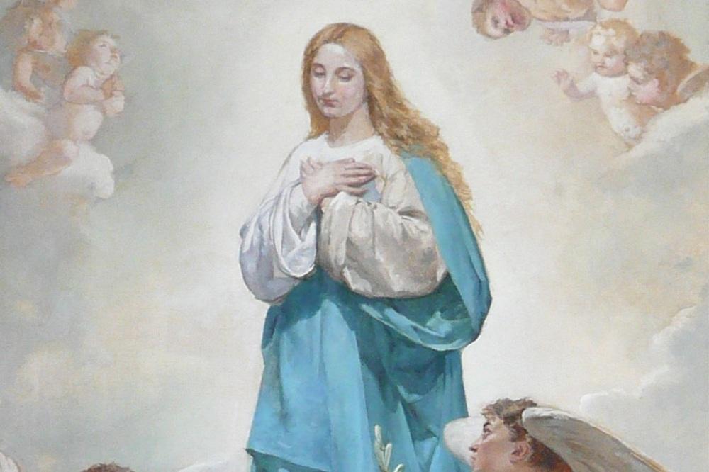 La Inmaculada Concepción de la Virgen María