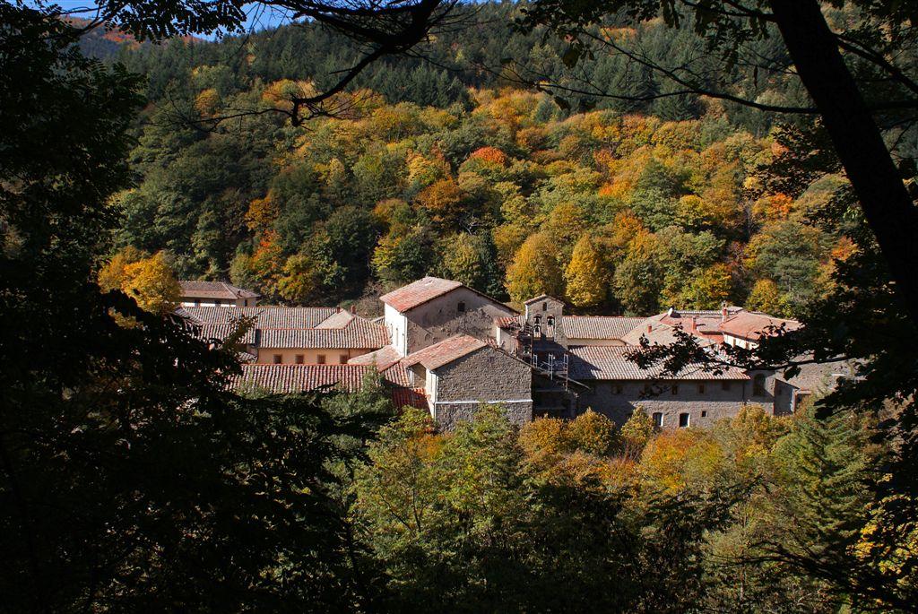 La comunidad monástica de Camaldoli