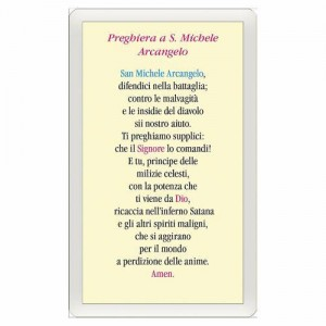 Las oraciones a San Miguel Arcángel