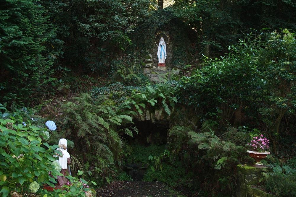 El día en que la Virgen apareció a Bernadette Soubirous