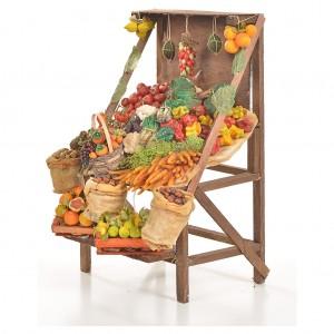 Mostrador frutería de cera 20x27x44 cm.