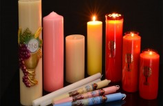 Velas litúrgicas: cuándo y por qué son importantes