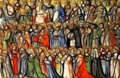 Santos y santas que han cambiado el mundo