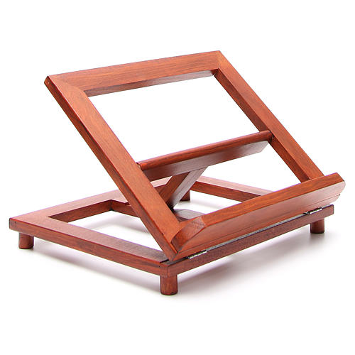 Atril de madera 3 posiciones
