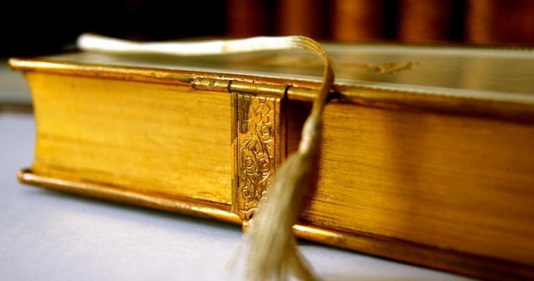 Marcalibro de la biblia: vuelve a leer el versículo que te da fuerza