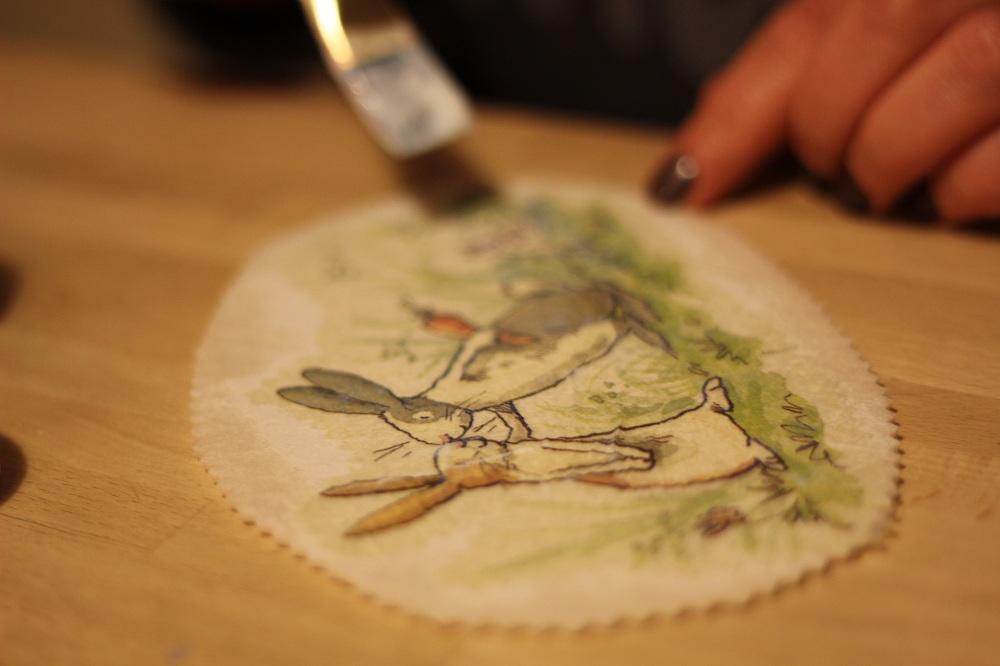 El Arte Del Decoupage En Cajas De Cartón Holybloges