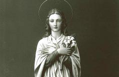 Santa Maria Goretti, pureza y perdón