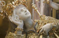 La historia de Santa Rosalía, patrona de Palermo