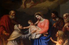 La historia de Santa Ana madre de María
