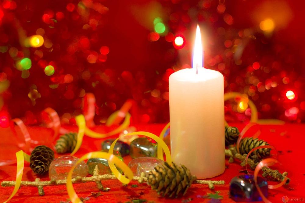 Velas navideñas: el perfume de la Navidad en tu casa