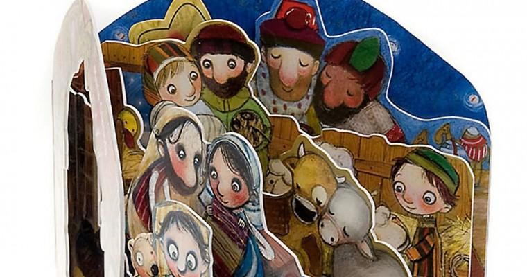 Como decirle del nacimiento de Jesús a tu hijo
